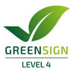 Greensign - der grüne Weg für Holtels Logo