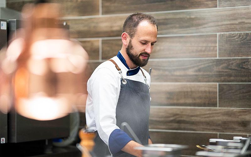 Kochkurs mit Alexander Erck